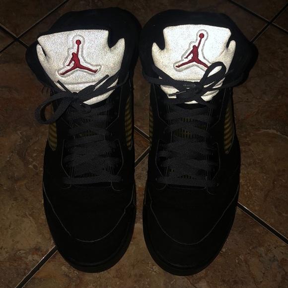Jordan Shoes | Air 5 Retro Metallic